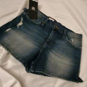NWT! Denim Shorts